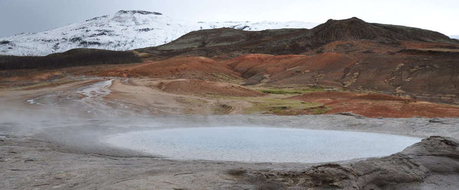 Iceland, Rotch Studio 2010